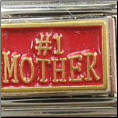 #1 Mother   Red