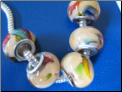Candy Colors Glass Bead