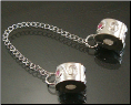Swirl Clip Stopper Safety Chain for European