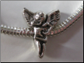 Angel Alloy Bead