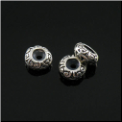 Antique Silver Stopper bead