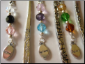 Crystal Glass Bookmarks