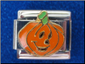 Happy Jack o Lantern Magnetic