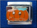 Smiley Pumpkin Magnetic