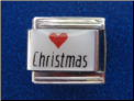 I Love Christmas Magnetic