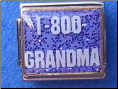 1-800-Grandma   Purple
