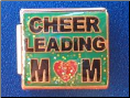 Cheerleading MOM    two color choices