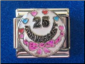 25 Anniversary w/ribbon - Limited!