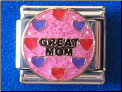 Great Mom   Pink- only 10 made!