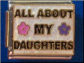 All About My Daughters with Flowers FC
