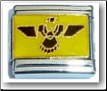 Indian Spirit Eagle Italian Charm