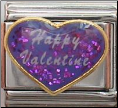 Happy Valentine - Purple