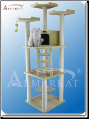 Cat Tree Classic-Faux Fur   80