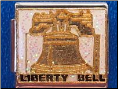 Liberty Bell  White