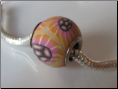 Doodle CLAY Bead