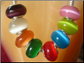 Cat's Eye Natural Stone Bead 8 colors