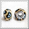 Black Leopard Bead 031
