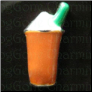 Frappuccino with straw Floating Locket charm