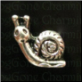 Snail Cute!  Silver TN  Floating Locket charm