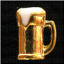 Beer Foam Mug  Alloy  Floating Locket charm