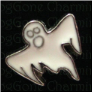 Ghost Halloween   Alloy  Floating Locket charm