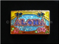 Aloha Hawaii  Floating Locket Charm