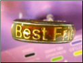 Best Friends Mood Ring
