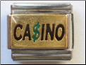Casino with Dollar Sign