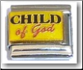 Child of God Italian Charm