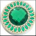 Green Bling Purse Hook
