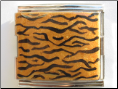 Animal Print Gold   MEGA   Hand Painted