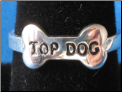 Top Dog Ring   Sterling Silver
