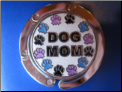 Dog Mom Foldable Purse Hook