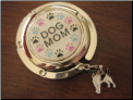 DOG MOM BIG Purse Hook