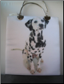 Dalmation Dog Purse