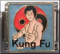 Kung Fu   Red/Black