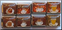 Set of Eight Coffee Charms- wholesale lot!