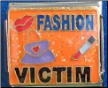 Fashion Victim   orange - limited