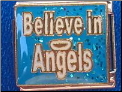 Believe in Angels   Blue - limited