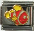 Nemo Clown Fish  Italian Charm