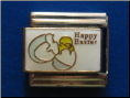 Happy Easter  9 mm Italian charm