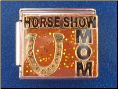 Horse Show Mom   Brown
