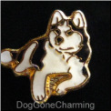 Floating Dog Charms