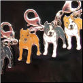 Dog Dangle Charms