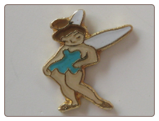 Tink Fairy Floating Locket Charm